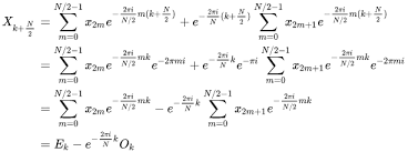 Cooley–Tukey FFT algorithm - Wikipedia